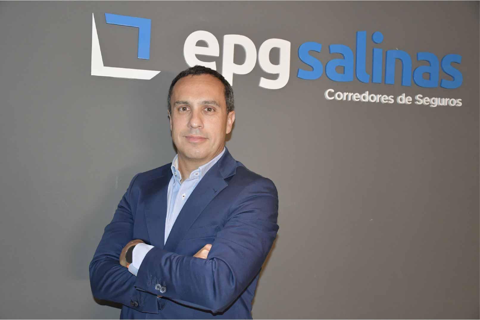 David Salinas, de EPG&SALINAS, nuevo vocal de la Junta Directiva de ADECOSE