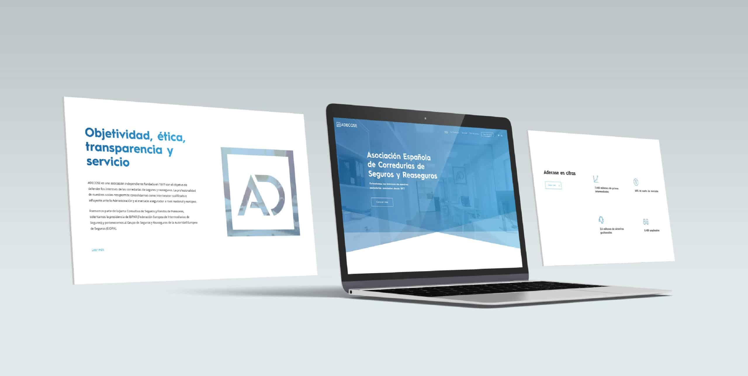 ADECOSE renueva su página web