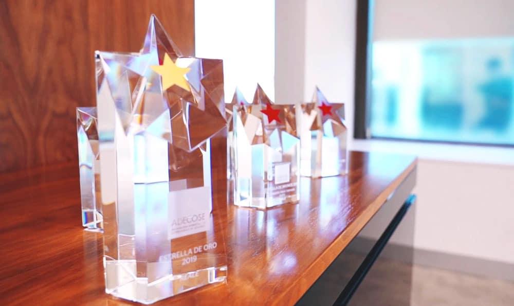 ADECOSE concede los Premios Estrella a las 16 compañías aseguradoras mejor valoradas en el Barómetro 2019
