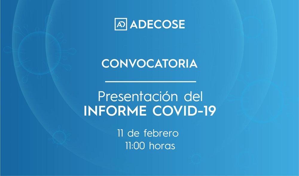 ADECOSE presenta las principales conclusiones de su Informe Covid-19